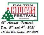 Dalton Holidays Festival