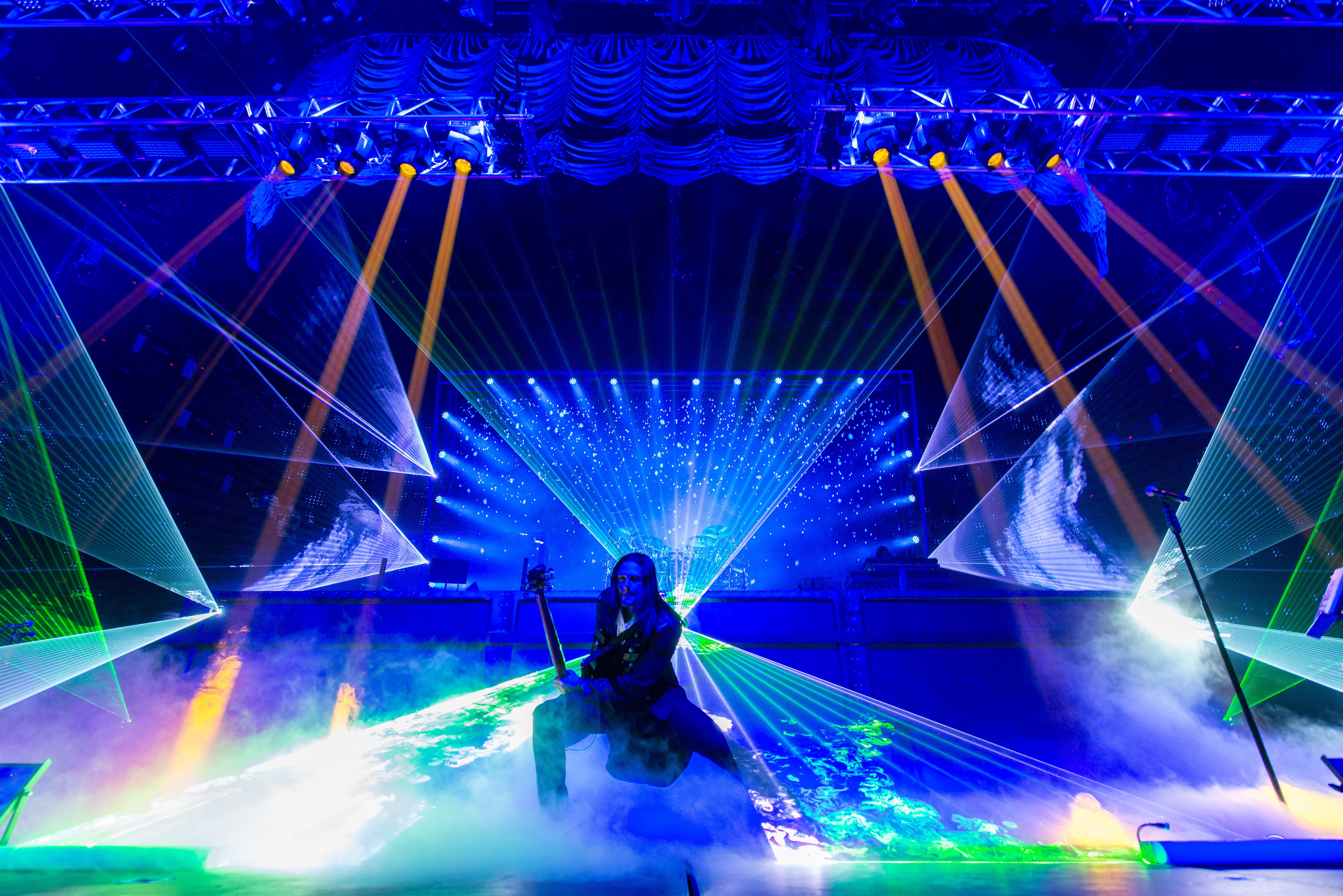Ticket Tracker: Trans-Siberian Orchestra, Tab Benoit, Cold book Jacksonville shows