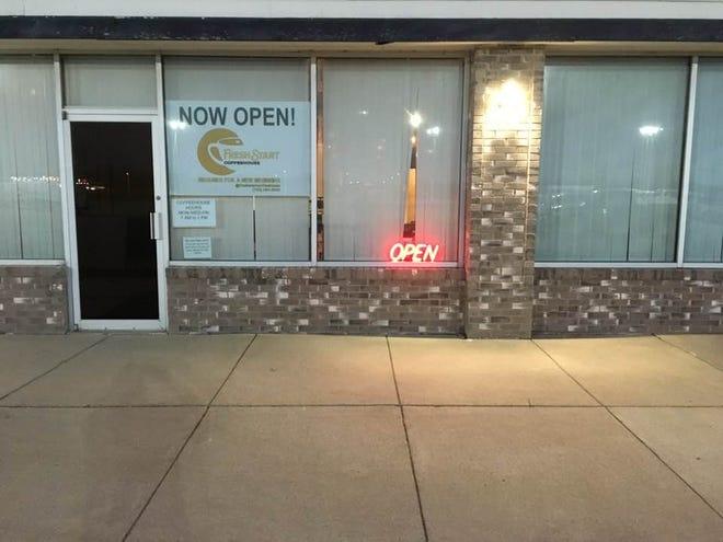 Fresh Start Coffeehouse is open on LaPlaisance Rd.