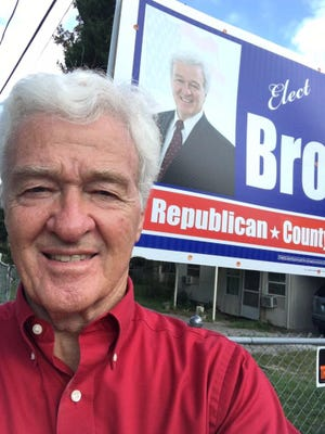 Don Browning, who ran for Marion County Commission in 2016, was appointed to the Marion County School Board to replace former member Beth McCall, who resigned in May. [Submitted photo]