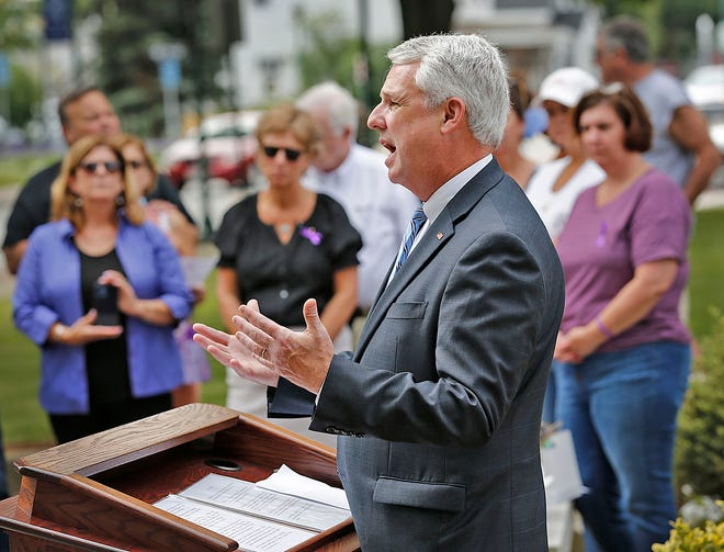 State Sen. John Keenan, a Quincy Democrat, has proposed a healthcare affordability act to help rein in medical costs.
