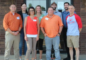 The Ninth Leadership Pulaski County Class met on Aug. 12, 2021 for their first session.