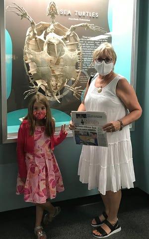 The Smithsonian Museums have reopened in Washington, D.C.! Jackie and Horace Ard took their granddaughter, Cecilia, to the Museum of Natural History while visiting their son and daughter-in-law in Maryland.