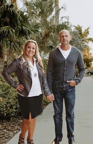 Tracy and Erick Jones