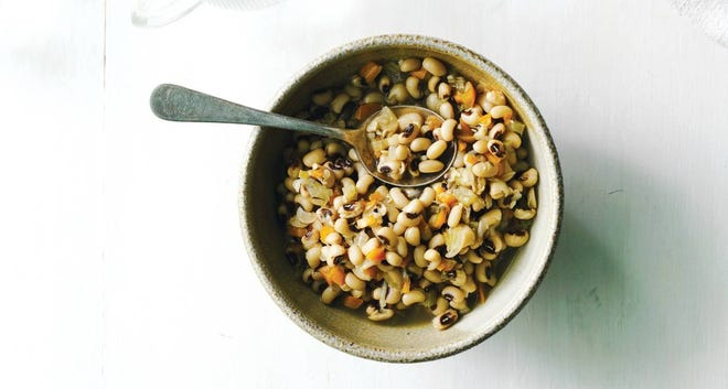 Hoppin' John is a Southern New Year's tradition.