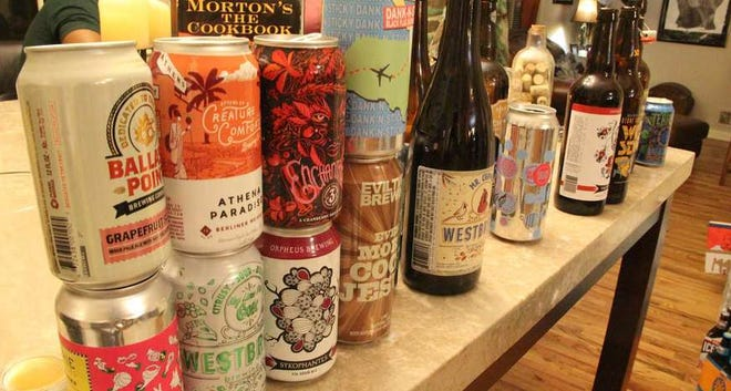 How to throw a bottle share beer party