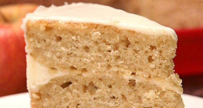 This delicately spiced cake works perfectly for the holidays or after any meal.