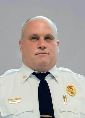 Division Chief Mark Covil