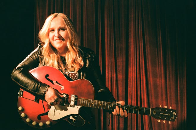 Singer-songwriter Melissa Etheridge returns to Indian Ranch for a Labor Day show.