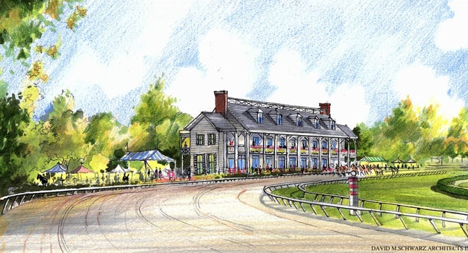 The proposed Sturbridge Agricultural and Equestrian Center