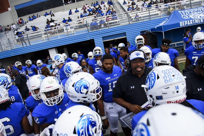 Coach Richard Hayes Jr. and the Fayetteville State Broncos have won three straight CIAA South Division titles and made three straight CIAA championship appearances.