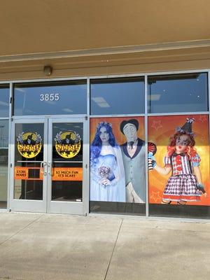 Spirit Halloween will open Sept. 5.