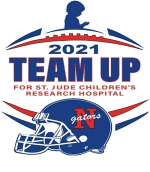 The Northwood High School Gators andGueydan High School Bears willbattle it out on the gridiron Friday, Sept. 10 in Lena.But the game will be about more than just football. It will be about raising awareness for St. Jude Children's Research Hospital.