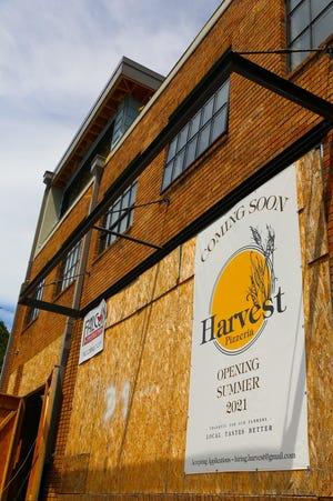 Harvest Pizzeria will open mid-September at 39 Banks Ave.