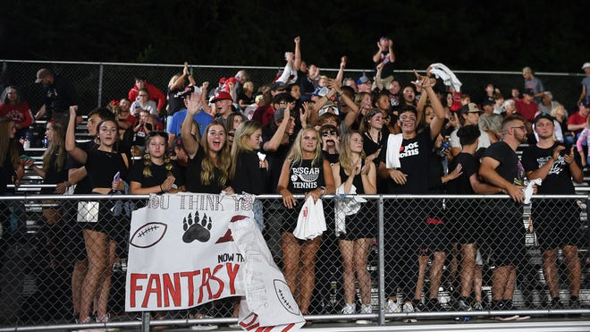 The Pisgah Black Bears and The Enka Jets faced off at Enka High on Monday, August 30, 2021. The Black Bears defeated the Jets 28-0.