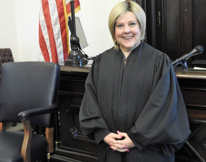 Susan Metz Guthrie is retiring as magistrate of Coshocton County Common Pleas Court on Sept. 30, after 27 years in the position. She also served 10 years as assistant county prosecutor. As magistrate, Metz Guthrie mostly handled domestic relations.