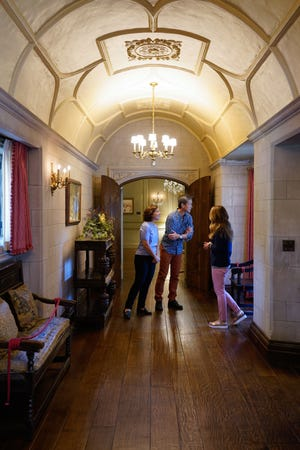 Ford House guided tours.