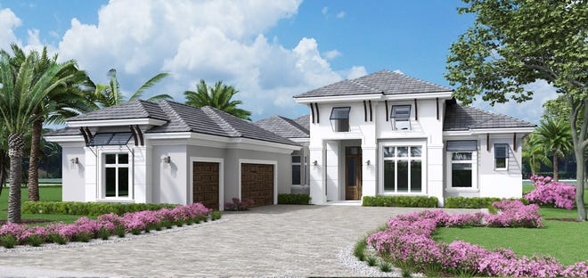 Seagate Development Group will break ground on two custom homes at Esplanade Lake Club next month.