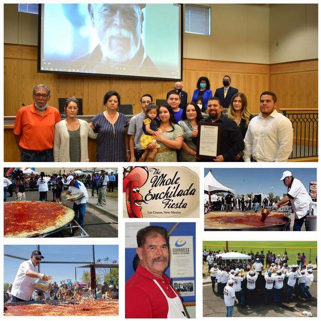 September 1, 2021 has been proclaimed Robert Estrada Day in Dona Ana County.