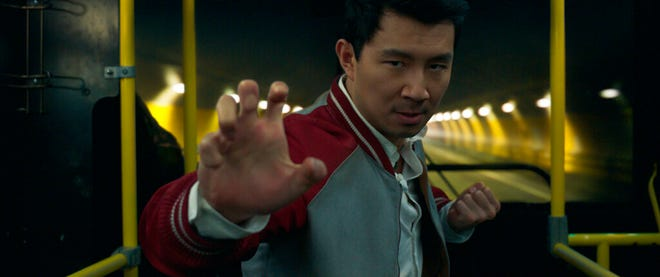"""Simu Liu stars in """"Shang-Chi and the Legend of the Ten Rings."""""""