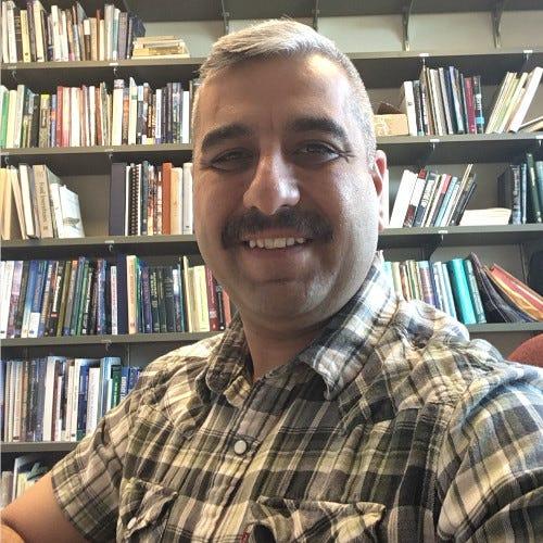 Khaldoun Ahmad