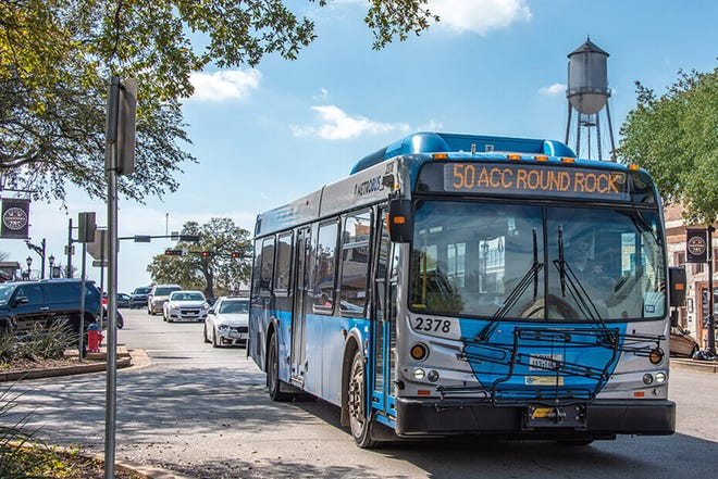 The city of Round Rock will host two workshops asking residents for their input on the future of public transit in the city. All feedback will go toward updating or improving the city's transit system over the next 10 years.