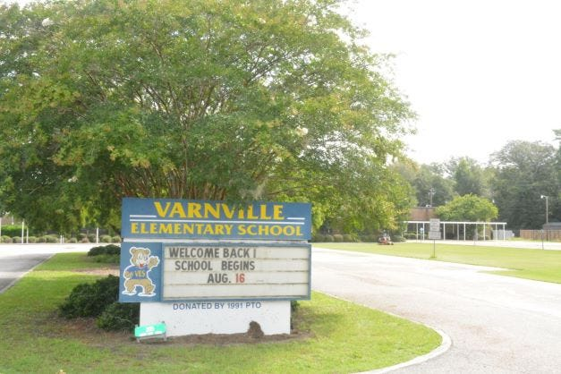 Since the start of school on Aug. 16, 403 Hampton County public school students and 39 staff members district wide have missed school for COVID-related reasons.
