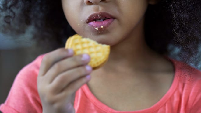"""Children are getting the bulk of their calories from """"ultra-processed"""" foods, a new study says."""