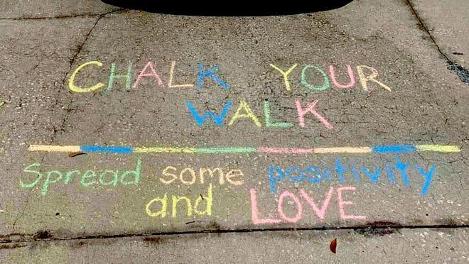 Chalk the Walk & Have the Talk