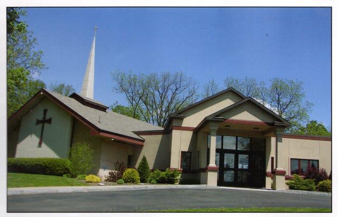 St. Paul's Lutheran Church on Hamilton St. in Penn Yan.