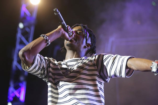 Playboi Carti will perform Dec. 10 in Nationwide Arena.