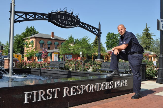 Norwich firefighter Heith Good will be receive the Patriot Award  by the United States Transportation Security Administration on Sept. 10 during the city's ceremony recognizing the 20th anniversary of the 9/11 terrorist attacks.