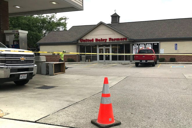 A fixture for decades at Liberty and William streets in Delaware, the United Dairy Farmers gas station and store have closed. A renovated UDF business is expected to open there in about a year, company spokesperson Tim Kling said.