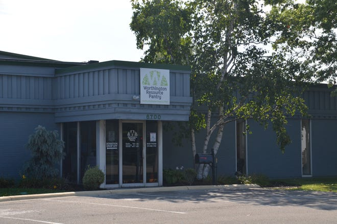 The Worthington Resource Pantry is at 6700 Huntley Road in Columbus.