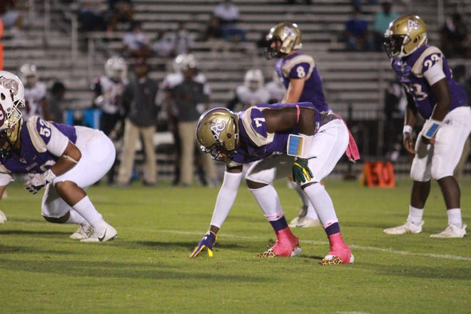 Ascension Catholic defensive lineman J'Mond Tapp has been ranked 112th nationally by Rivals.