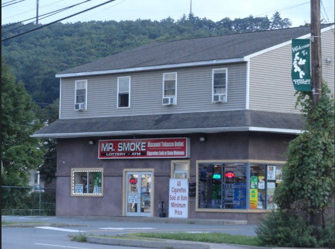 Mr. Smoke Discount Tobacco Outlet, 120 Main Ave., Hawley, Pa.