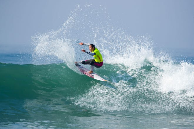 Olympic gold medalist and four-time world champ Carissa Moore will be among the competitors at the Super Girl Surf Pro in November at Jacksonville Beach. It's the first East Coast venue for the women's surfing event.