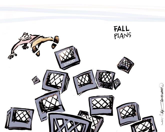 Today's editorial cartoon (Sept. 2, 2021)