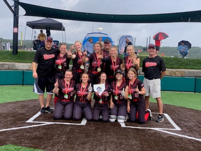 Made up of players from around the lake area and beyond, the team included an impressive roster of young women who not only played their hearts out but came together as team.