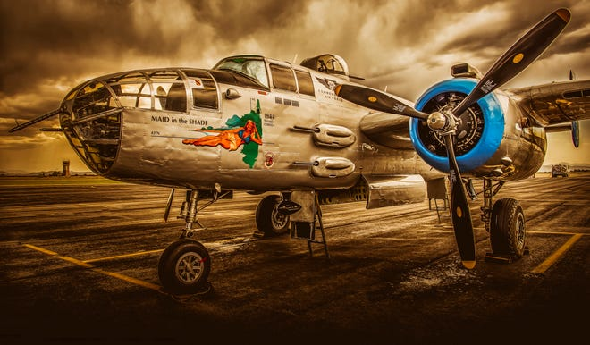 The B-25 proved to be one of the best weapons and was possibly the most versatile aircraft of WWII.