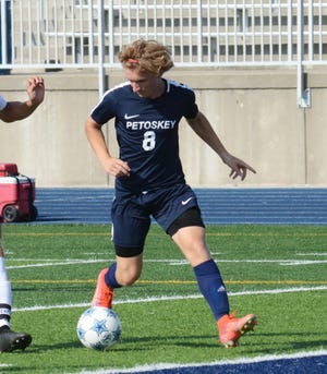 Aidan Norton and the Northmen stood up to another big test Tuesday, though came home from Midland with a 1-1 tie.