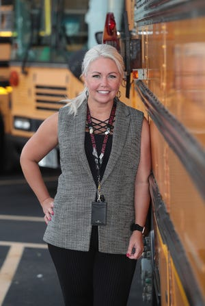Nicole Kiser, transportation supervisor for Canton City Schools, is The Repository's Difference Maker for September.
