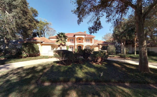 The limited supply of homes in St. Johns County has forced the increase of prices. This house at 24600 Harbour View Drive in Ponte Vedra sold for $2,500,000 on June 18.