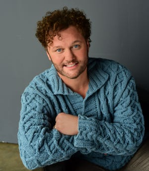 Christian singer David Phelps will perform Sept. 8, 2021, at the Blue Gate Theater in Shipshewana.
