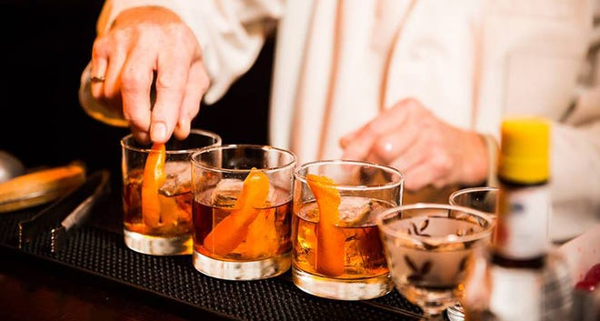 The Old Fashioned is one of the classics and still one of our favorites.