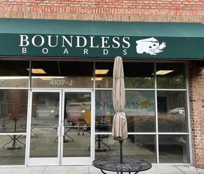 Boundless Boards is planning to open in Anderson Square in Wilmington.