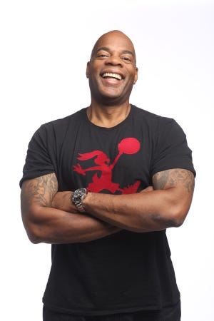 Alonzo Bodden will be the first touring comic to perform at the reopened Dead Crow Comedy Room Sept. 3-4.