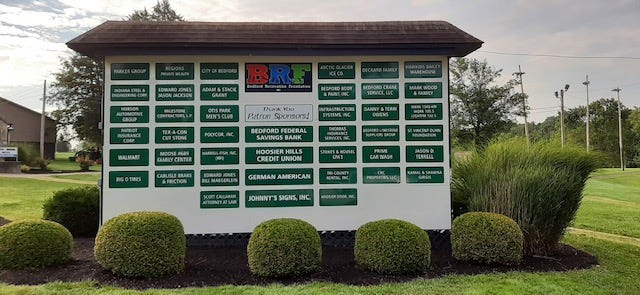 The 2021 Claude Akins Memorial Golf Tournament is supported by these sponsors and more than 600 players who have entered this year's tournament at Otis Park.