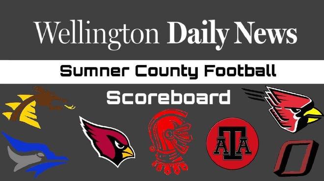 Sumner County Football Scoreboard