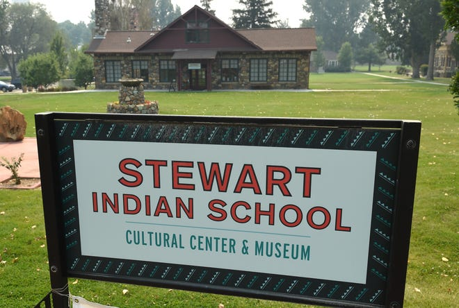 The Stewart Indian School Cultural Center & Museum on August 27, 2021.